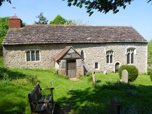 Coombes church
