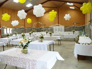 Coombes farm barn wedding